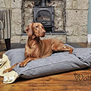 portland dog cushion bed by wolfybeds size large Luxury Portland Dog Cushion Bed by Wolfybeds size Large Portland Dog Cushion Bed by Wolfybeds size Large 0 300x300