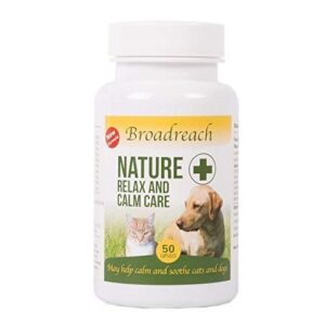 relax & calm supplement for stress & anxiety in dogs & cats - vet formulated natural ingredients (50 capsules) Relax & Calm Supplement for Stress & Anxiety in Dogs & Cats – Vet Formulated Natural Ingredients (50 Capsules) Relax Calm Supplement for Stress Anxiety in Dogs Cats Vet Formulated Natural Ingredients 50 Capsules 0 300x300