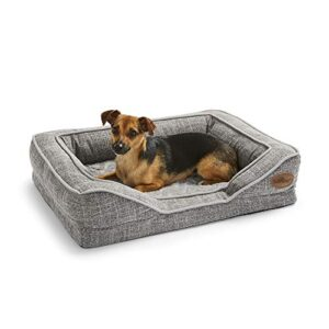 silentnight orthopaedic pet bed - small dog cat bed - contoured foam for support, machine washable cover, non-slip base Silentnight Orthopaedic Pet Bed – Small Dog Cat Bed – Contoured Foam for Support, Machine Washable Cover, Non-Slip Base Silentnight Orthopaedic Petbed 0 300x300