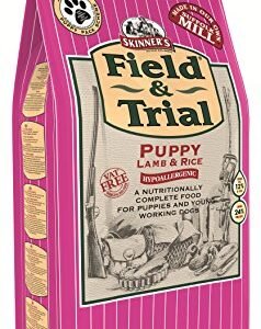 skinner's field & trial complete dry hypoallergenic puppy food lamb and rice, 2.5 kg Skinner's Field & Trial Complete Dry Hypoallergenic Puppy Food Lamb and Rice, 2.5 kg Skinners Field Trial Complete Dry Hypoallergenic Puppy Food Lamb and Rice 25 kg 0 238x300