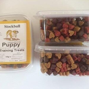 stockbull puppy training treats - (3 x 140g tubs) Stockbull Puppy Training Treats – (3 x 140g tubs) Stockbull Puppy Training Treats 3 x 140g tubs 0 300x300