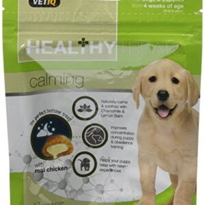 vetiq calming treats for puppies, 50 g (pack of 6) VetIQ Calming Treats for Puppies, 50 g (pack of 6) VetIQ Calming Treats for Puppies 50 g pack of 6 0 300x300