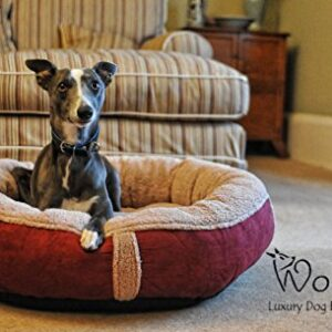 wolfybeds wraparound fleece dog bed size medium Wolfybeds Luxury Wraparound Fleece Dog Bed Size Medium Wolfybeds Wraparound Fleece Dog Bed Size Medium 0 300x300
